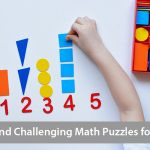 Fun and Challenging Math Puzzles for Kids